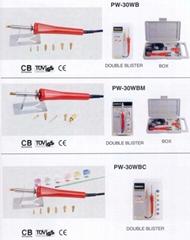 woodburning pen set