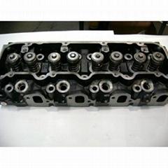 cylinder head (G9T,G9U,JBS,LF,D4EA,LLY,LBZ, etc.)