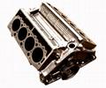 Cylinder block(GM 7.4L, GM 2.5L,2TR-FE,FORD351,Cherokee498Q,VWJV481.VW2.0L,4D56, 3