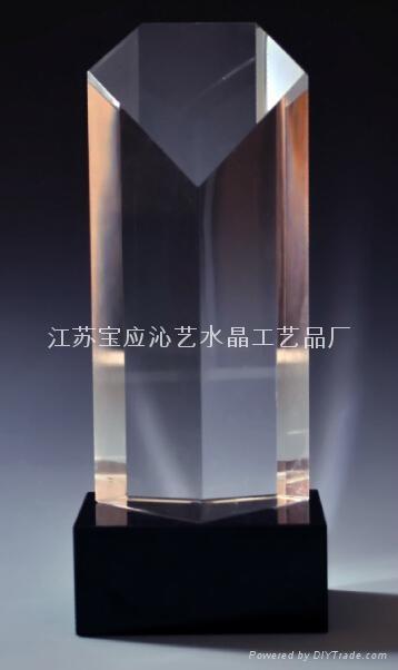 供應水晶獎牌獎杯 4