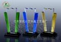 供應水晶獎牌獎杯 5