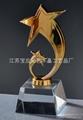 創意金屬獎杯 3