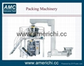 Automatic food packing machine