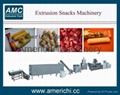 Pillow Co-extrusion snacks machinery
