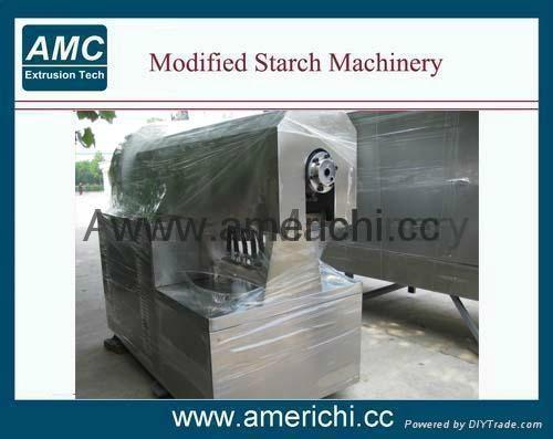 Pregelatinized modified Starch Machinery 5