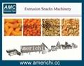 Cheese Snacks Machinery