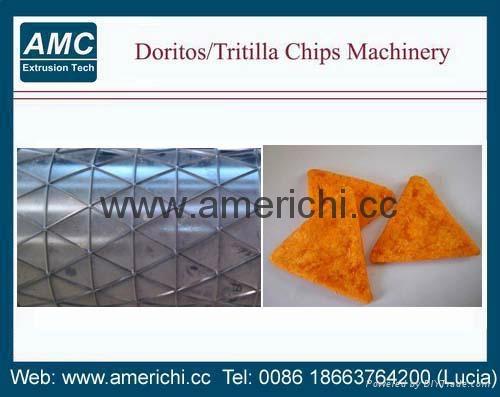 玉米三角片机械设备