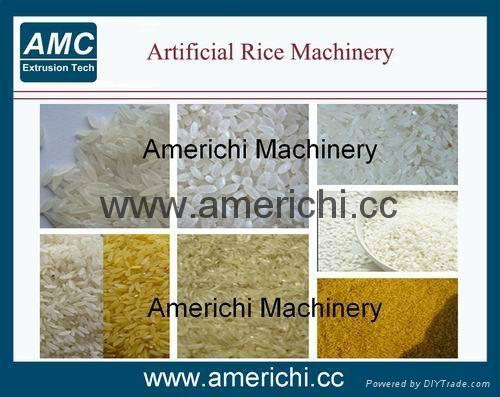 Iron-Fortified Rice machine