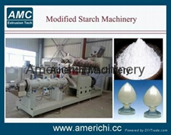 膨化澱粉生產設備