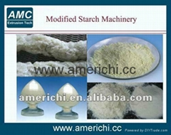 Oil drilling starch mach