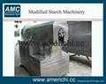 Oil drilling starch machine