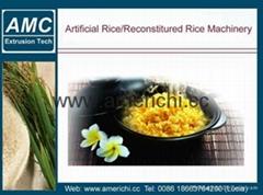 營養強化大米生產線