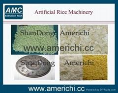 黄金米生产线