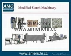 Pre-gelatinized starch m
