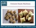 膨化米果设备