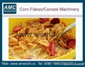 Corn flakes making machines