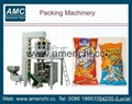 Snacks food packing machines