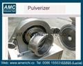 Stainless steel spice pulverizer