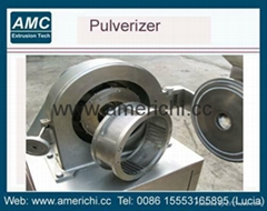 Stainless steel spice pulverizer