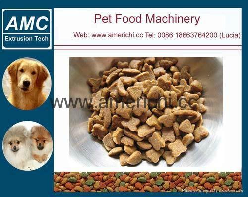 大產量狗糧設備 10