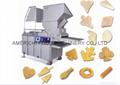 Hamburger shaper machines