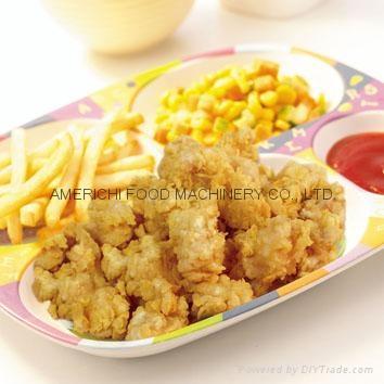Chicken(fish) popcorn machines 1