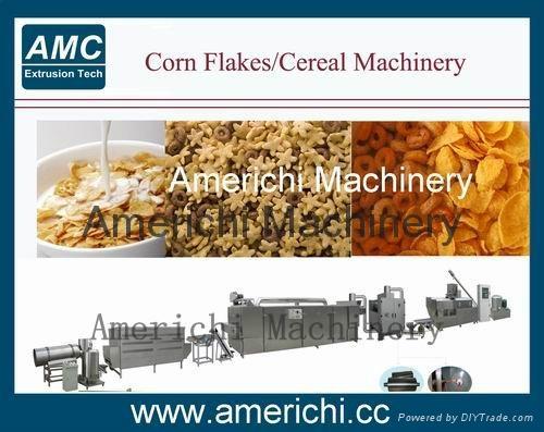 玉米片生产线 1