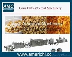 玉米片生產線