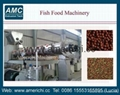 Floating fish food pellets machines