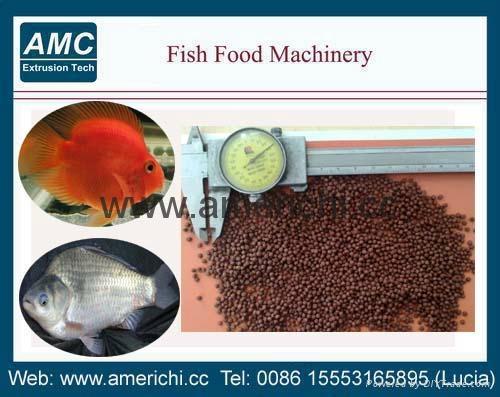 多用途宠物、鱼、虾膨化饲料机  6