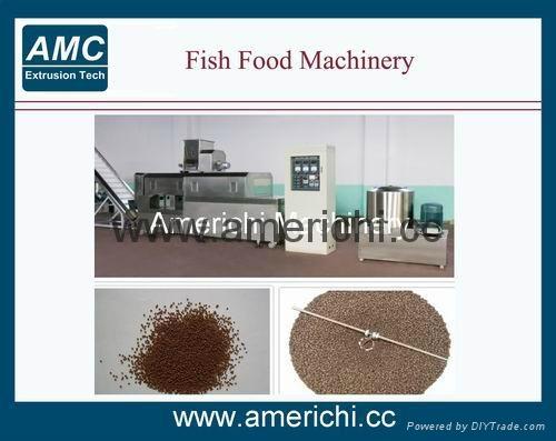 多用途宠物、鱼、虾膨化饲料机  8