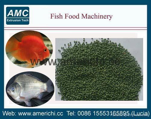 多用途宠物、鱼、虾膨化饲料机  9