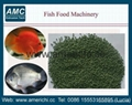 Slow Sinking fish feed machines