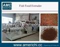 seabream fish feed machines