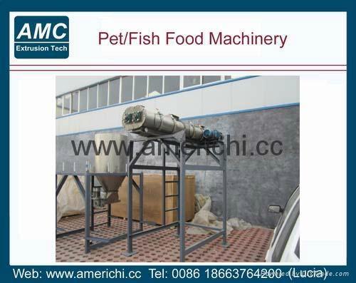 鱼饲料挤出机 6