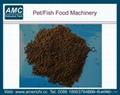 Catfish feed machines