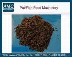 魚飼料機械