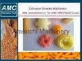 Cheese soaked snacks machines
