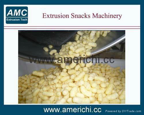 玉米膨化机 10