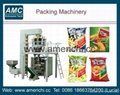 snacks food packing machines
