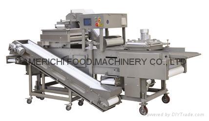 自动汉堡肉饼成型机 1