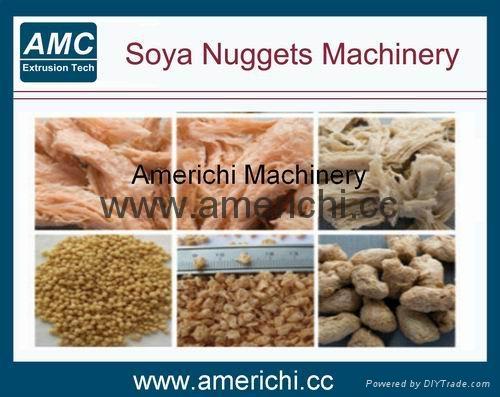 大豆組織蛋白生產設備 2
