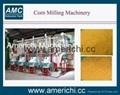 Corn milling machines