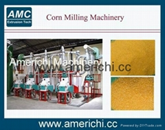 Corn milling machines