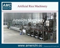 Reconstituted rice machine