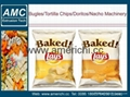 Tortilla chips machines