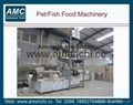 Dry pet food making machines