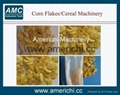 Corn flakes food machine