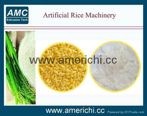 营养强化大米生产线 2