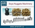 Soya nuggets making machine